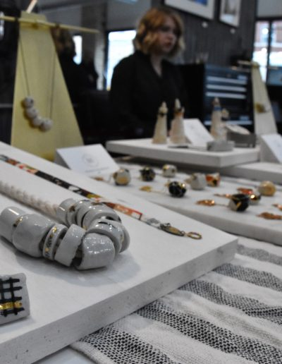 jewelry March 2018 Art Crawl photos